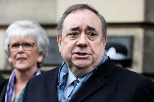 Alex Salmond accuser asked by Twitter to prove she was alleged victim