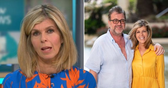 Kate Garraway says husband Derek Draper's coronavirus battle is 'far from over'
