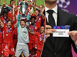 Champions League group stage draw: All you need to know