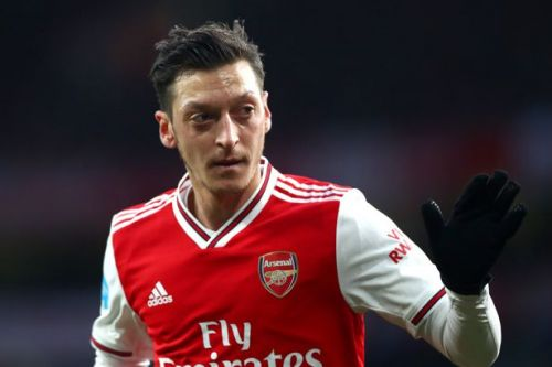 Mesut Ozil's farewell message to Arsenal as Fenerbahce transfer confirmed