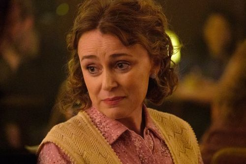 Keeley Hawes had to be in Russell T Davies' Aids drama before even seeing script