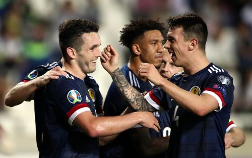 Five in five for John McGinn as Scotland scrape victory - but Cyprus fume over disallowed 'goal'