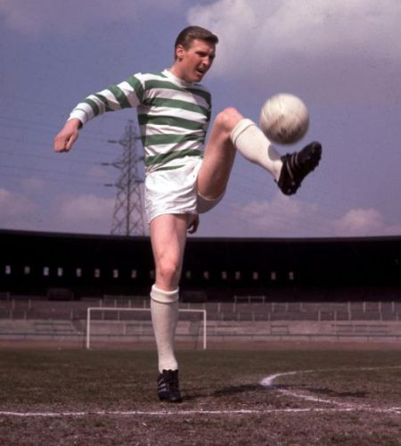 Former Celtic captain and manager Billy McNeill dies aged 79