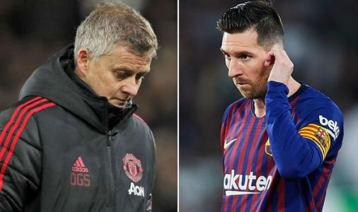 Lionel Messi: Barcelona star to be fit for Man Utd clash after latest injury scare