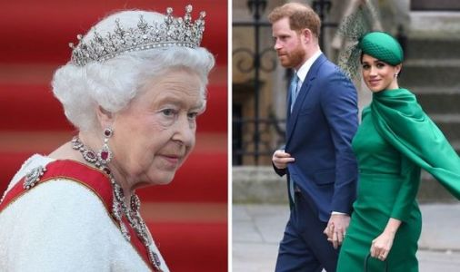 Meghan Markle and Harry shock: Couple's HRH at risk as 'royal titles have come and gone'