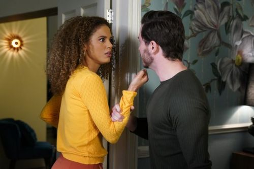 EastEnders drops major clue over who could save Chantelle from abusive Gray