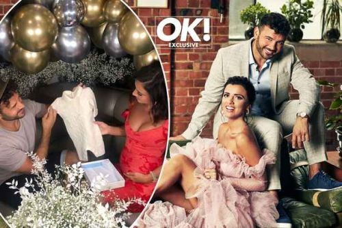 Lucy Mecklenburgh and Ryan Thomas' relationship timeline as they prepare to welcome their first child together
