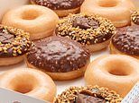Krispy Kreme and Snickers team up to launch epic doughnuts