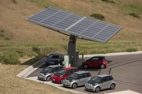 Clean-powered electric mobility deployment in India