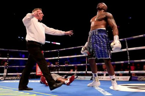 What boxing is on TV this week? How to watch Dillian Whyte, Oscar Rivas, Dereck Chisora, David Allen and David Price this weekend