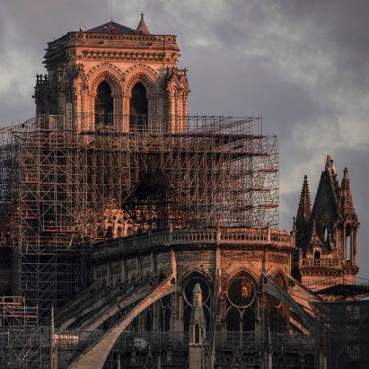 This week, Notre-Dame Cathedral went up in flames