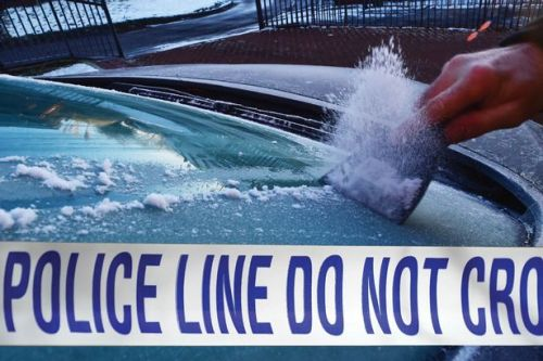 Kilmarnock police issue warning to drivers after car is stolen while defrosting