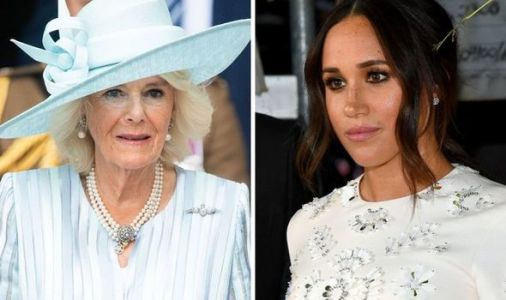 Camilla will 'never forgive Meghan' for what she has done