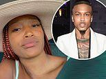 Keke Palmer fires back at August Alsina.after fan alleged they were linked at time of Jada affair
