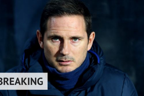 Frank Lampard sacked by Chelsea and set to be replaced by Thomas Tuchel
