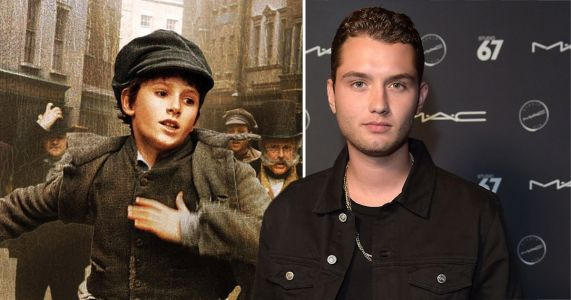 Jude Law's model son Rafferty Law 'lands the lead role in Disney's remake of Oliver Twist'