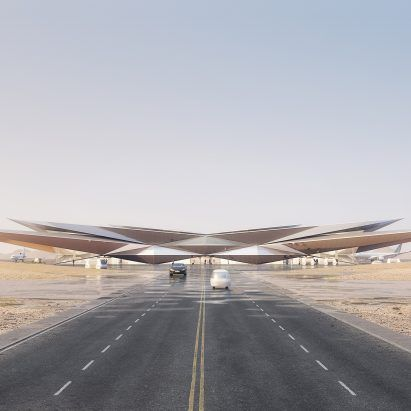 ACAN calls on Foster + Partners to withdraw from Amaala airport project over climate concerns