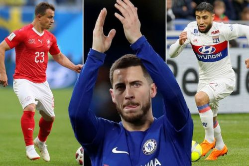Transfer news LIVE: Latest deals, rumours and gossip from Manchester United, Arsenal and Liverpool