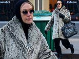 Chloe Sevigny spotted for the first time since revealing she is pregnant with her first child at 45