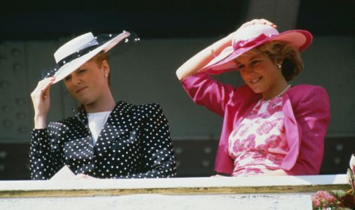 Princess Diana and Fergie would be 'party grannies' together - first 'on bouncy castle'