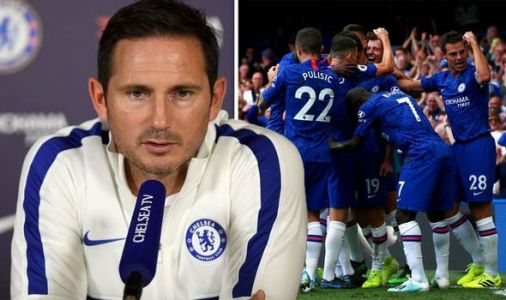 Frank Lampard told senior Chelsea players to step up in crunch meeting