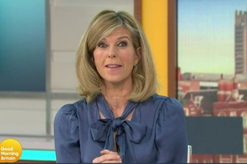 Kate Garraway speaks out on 'overwhelming' first weekend at home with Derek