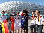 France vs Germany - Euro 2020: Live score, team news and updates