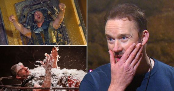 I'm A Celebrity 2020: Russell Watson reveals he almost pulled out of Rancid Rotisserie trial as it reminded him of 'petrifying' MRI scans