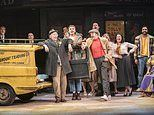 PATRICK MARMION: It's the creme de la menthe of musicals, as Del Boy would say