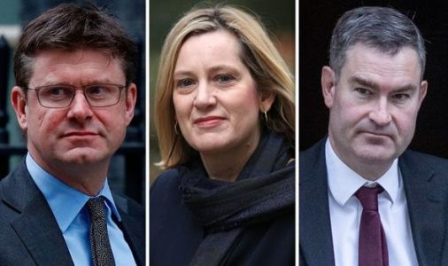 BREXIT CIVIL WAR: Cabinet ministers threaten to EXTEND Article 50 if May's deal rejected