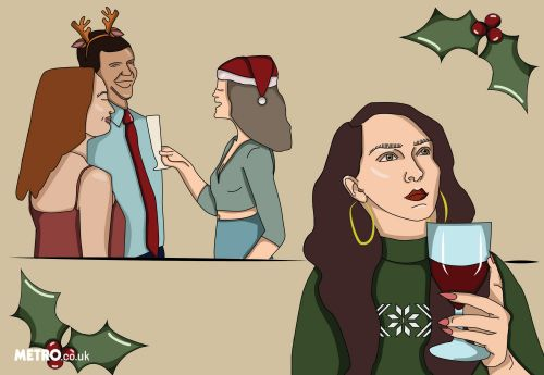 How to be a 'mindful drinker' during Christmas party season