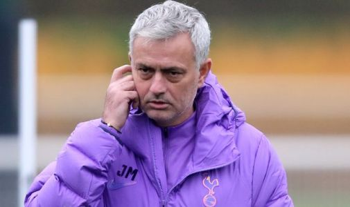 Jose Mourinho accepts park session with Tanguy Ndombele was wrong amid coronavirus lockdown