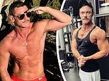 Luke Evans reveals his terrifying run-in with a spider in Australia