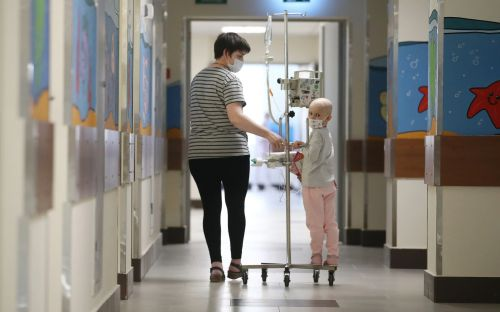 Care for children with cancer hit by Covid-19 globally - and worse in poorer countries