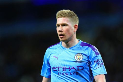Gary Neville admits he'd love Manchester City star Kevin De Bruyne at Manchester United