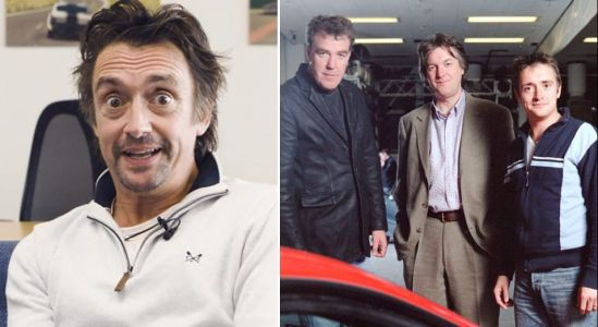 The Grand Tour's Richard Hammond reveals rubbish car helped him land life-changing Top Gear job
