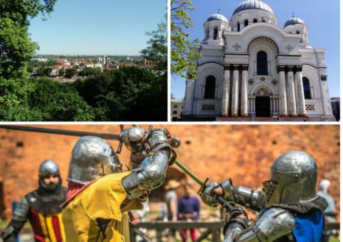 Travel: Kaunas - rich history, top eateries and basketball