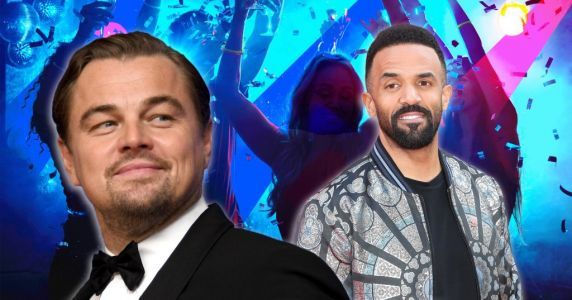 Craig David fangirls over Leonardo Di Caprio hitting up his TS5 house party in Miami. even if he didn't quite get to introduce himself