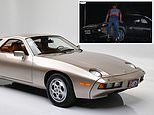 Risky bidding? Porsche 928 from Risky Business sells for world record $1.98m