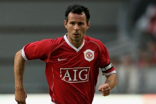 Man Utd legend Ryan Giggs names toughest player he ever faced during career