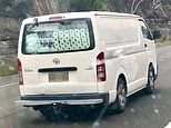 Australians divided after van is caught with hundreds of rolls of toilet paper