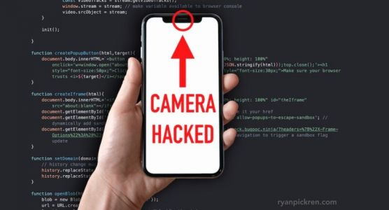 Bugs that let sites hijack Mac and iPhone cameras fetches $75k bounty