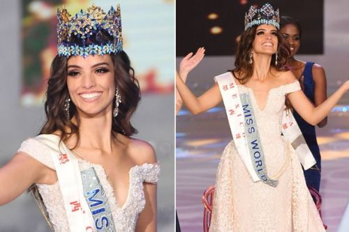Miss World: Mexican beauty queen who quit modelling for charity work is crowned