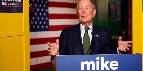 Mike Bloomberg claimed that 'no one asked' him about his stop & frisk policy until he ran for president - here are 5 times he addressed it over the years