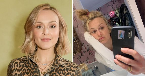 Fearne Cotton shares anxiety with fans after suffering 'first panic attack in months'