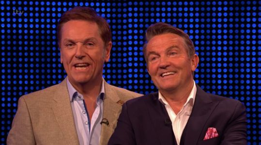 The Chase viewers delighted to see 'lookalikes' Brian Conley and Bradley Walsh on same show
