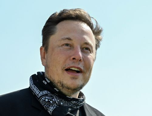 Elon Musk says you will probably be able to overpower Tesla's 125-pound humanoid robot