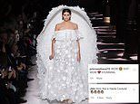 Meghan Markle friend Claire Waight Keller divides opinion with an haute couture wedding dress
