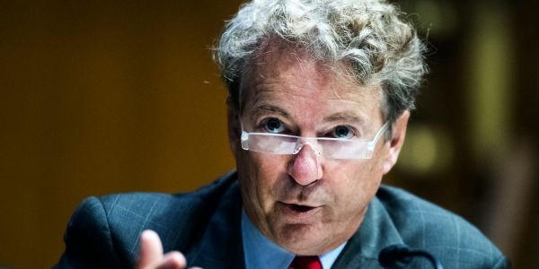 Rand Paul is facing backlash for his anti-trans comments equating gender-affirming surgery to 'genital mutilation'