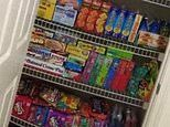 Inside a mum's crazy pantry as she stock piles for coronavirus pandemic